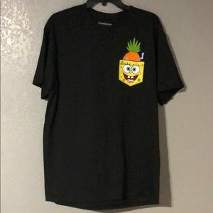 Nickelodeon Spongebob Large T-Shirt